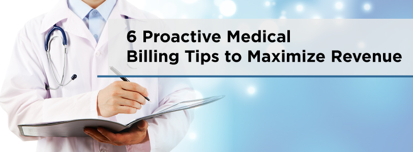 proactive medical billing and coding tips